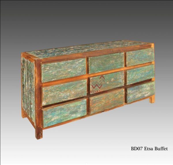 Etsa Buffet Reclaimed Furniture