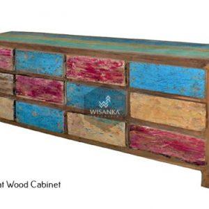 Sharon Buffet Reclaimed Furniture